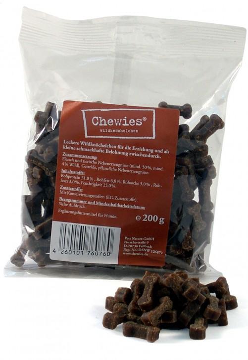 Chewies Training Wildknöchelchen 200 g
