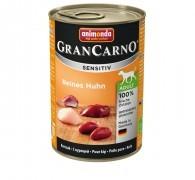 Animonda Dog Gran Carno Sensitiv Adult Reines Huhn 400 g