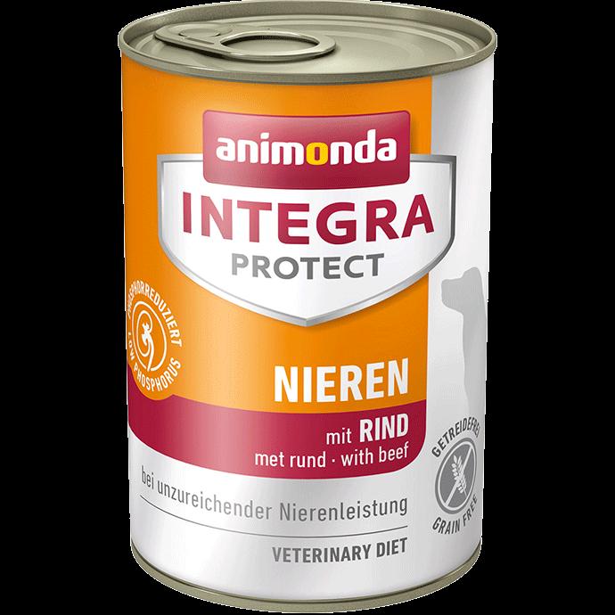 Animonda Dog Integra Protect Nieren Adult mit Rind 400 g
