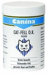 Canina Cat Fell O.K. Pulver 50 g oder 100 g