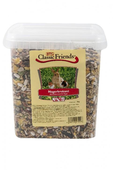 Classic Friends Nagerkrokant 3 kg (Eimer)