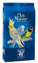 Deli Nature Wellensittich Basis 20 kg