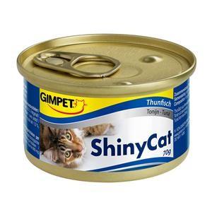 Gimpet Cat ShinyCat Thunfisch 24 x 70 g