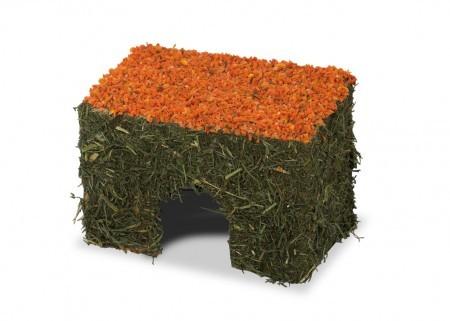 JR Farm Heu Haus Karotte klein 4 x 75 g