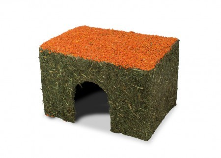 JR Farm Heu Haus Karotte mittel 1 x 350 g
