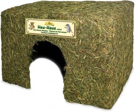JR Farm Heu Haus mittel 1 Stück