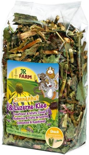 JR Farm Sonnenhut & Luzerne Klee 6 x 100 g