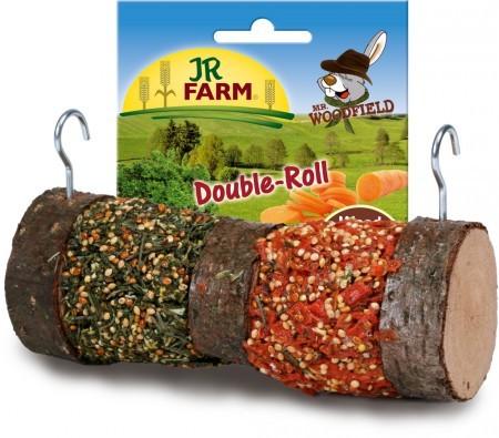JR Farm Mr. Woodfield Double Roll 4 Stück