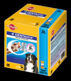 Pedigree Snack Dentastix Big Pack für große Hunde 56 Stück