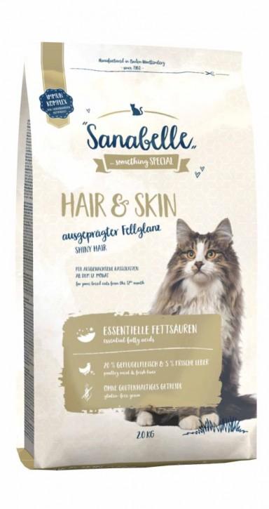 Sanabelle Hair & Skin 400 g, 2 kg oder 10 kg (SPARTIPP: unsere Staffelpreise)