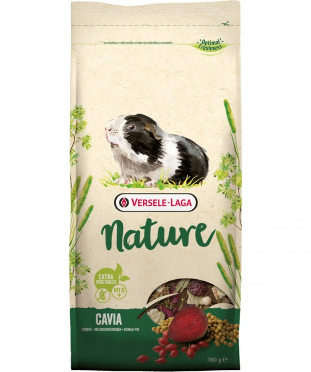 Versele Laga Cavia Nature 700 g, 2,3 kg oder 9 kg