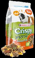 Versele Laga Crispy Muesli Guinea Pigs 2,75 kg oder 20 kg