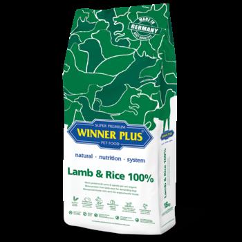 Winner Plus Lamb & Rice 3 kg oder 18 kg