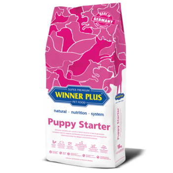 Winner Plus Puppy 3 kg oder 18 kg