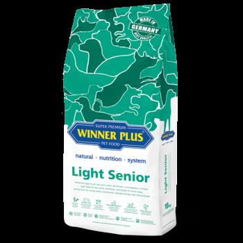 Winner Plus Senior Light 3 kg oder 18 kg