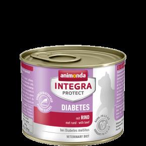 Animonda Cat Integra Protect Diabetes Adult mit Rind 12 x 200 g