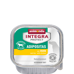 Animonda Dog Integra Protect Adipositas Adult mit Huhn 150 g