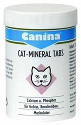 Canina Cat Mineral Tabs 75 g oder 150 g