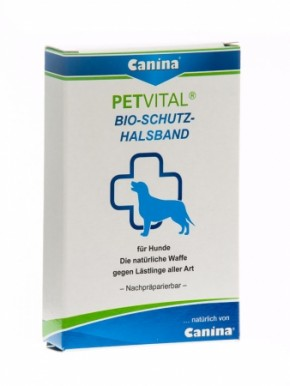 Canina Petvital Bio Schutzhalsband 65 cm