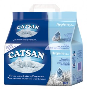 Catsan Hygiene Plus 10 L oder 20 L