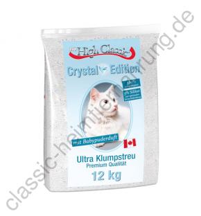 Classic Cat Katzenstreu High Crystal Edition 12 kg