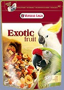 Versele Laga Papageien Exotic Fruit 3 x 600 g