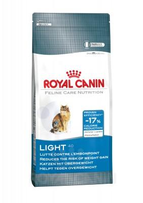 Royal Canin Feline Care Light 40, 400 g, 2 kg, 3,5 kg oder 10 kg (Angebotspreis)