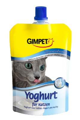 Gimpet Cat Yoghurt für Katzen 14 x 150 g