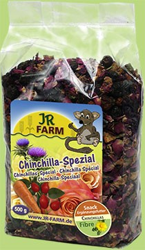 JR Farm Chinchilla Spezial 6 x 500 g