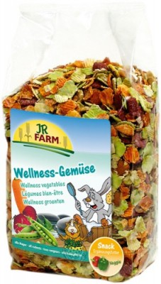 JR Farm Wellness Gemüse 6 x 600 g
