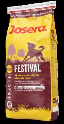 Josera Festival 2 x 15 kg (Staffelpreis)