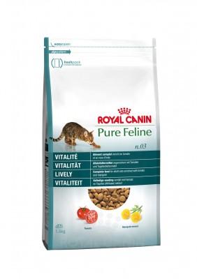 Royal Canin Feline Pure No. 03 Vitalität Reich an Fisch 300 g