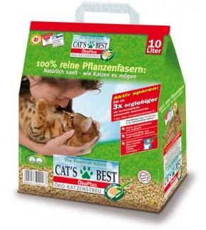 Rettenmaier Cats Best Öko Plus 10 L