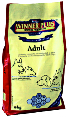 Winner Plus Adult 18 kg