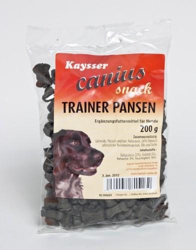 Canius Trainer Pansen 200 g