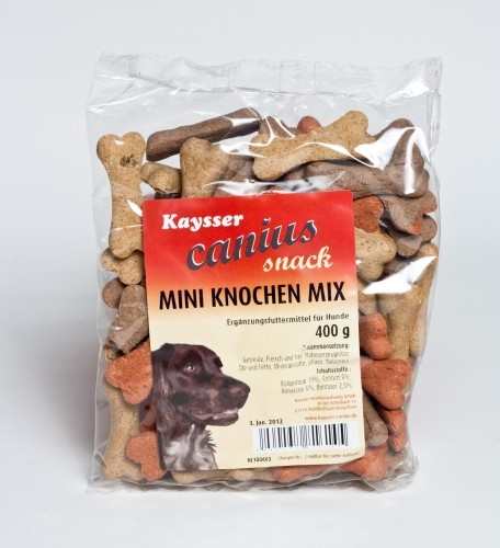 Canius Mini Knochen Mix 400 g