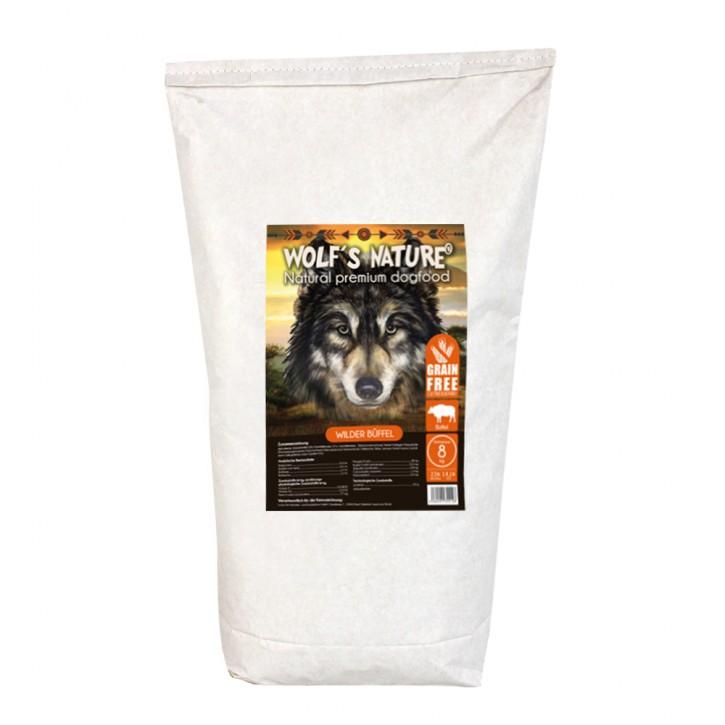 Wolfs Nature Adult Wilder Büffel 8 kg