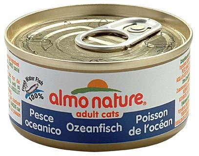 Almo Nature Ozean-Fisch 24 x 70 g