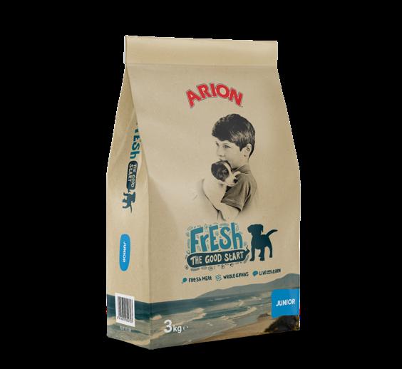 Arion Fresh Junior 3 kg oder 12 kg (SPARTIPP: unsere Staffelpreise)