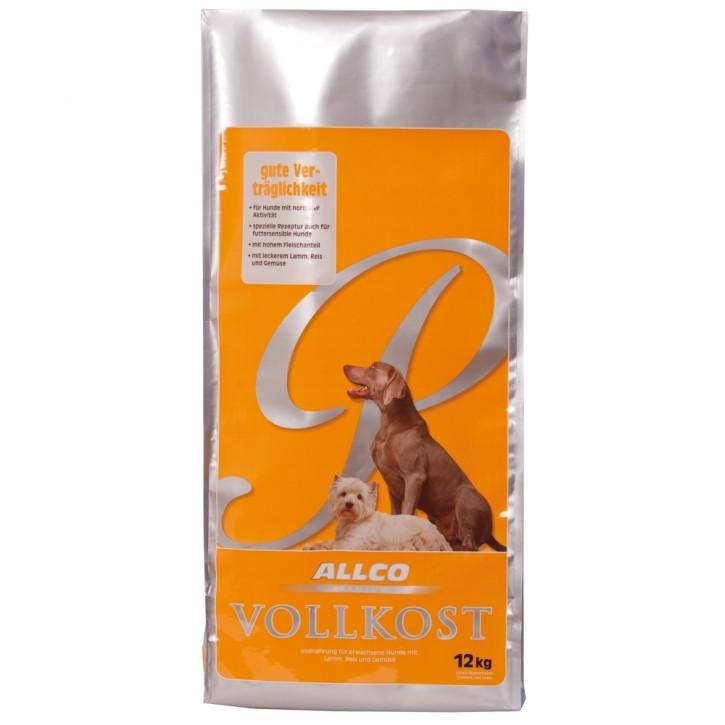 Allco Premium Vollkost Lamm & Reis 12 kg (SPARTIPP: unsere Staffelpreise)