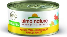 Almo Nature Hühnerbrust 24 x 70 g