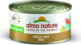 Almo Nature Kalbsfleisch 24 x 70 g