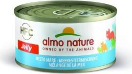Almo Nature Meerestiermischung 24 x 70 g