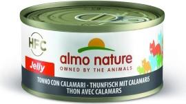 Almo Nature Thunfisch mit Calamaris 24 x 70 g