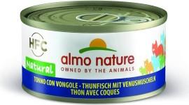 Almo Nature Thunfisch und Muscheln 24 x 70 g
