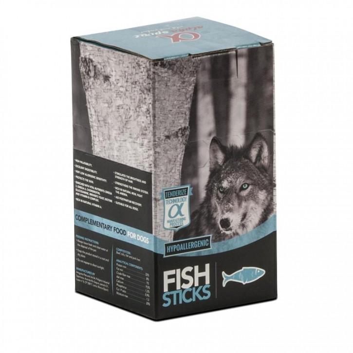 Alpha Spirit Stick Fisch Individual 30er Box 300 g