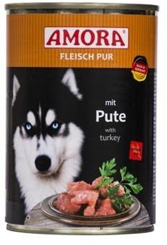 Amora Dog Fleisch Pur Adult mit Pute 400 g oder 800 g