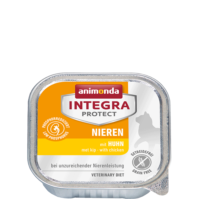 Animonda Cat Integra Protect Nieren Adult mit Huhn 100 g
