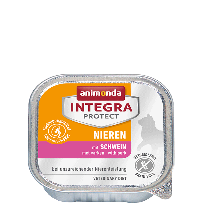 Animonda Cat Integra Protect Nieren Adult mit Schwein 100 g