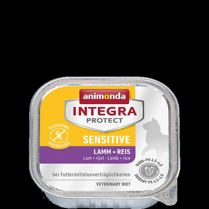 Animonda Cat Integra Protect Sensitive Adult Lamm & Reis 100 g